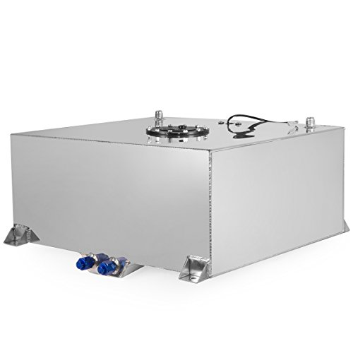 aluminum 20 gallon fuel cell - 2