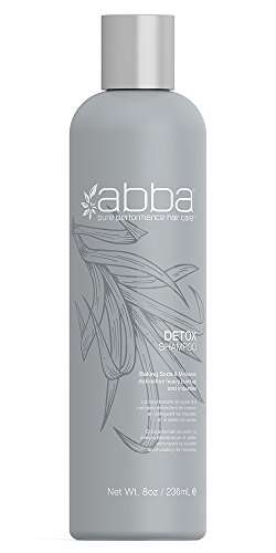 ABBA Detox Shampoo, Molasses, 8 Fl. (Abba Products Hair Shampoo)