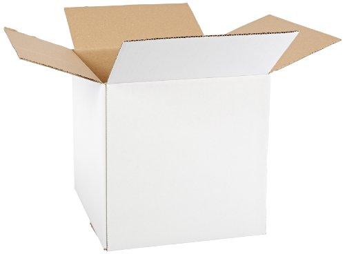 Aviditi 121212W Corrugated Box, 12