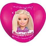 Surprise Eggs Hearts Barbie Princess Minnie (6 surprise hearts)