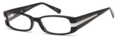 Womens Kisses XOXO Thin Framed Prescription Eye Glasses Frames in - Glasses Online Frames