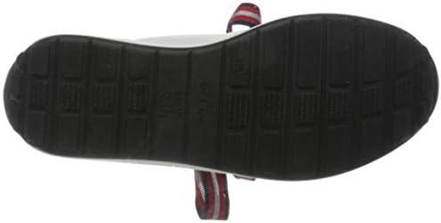 ARA Women's Low-Top Sneakers, White Weiss Silber 78, 4 UK
