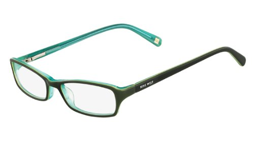 359a7547554 Image Unavailable. Image not available for. Color  Nine West Eyeglasses ...