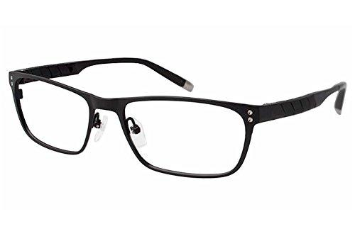 aa98fbe6ea Charmant Z Eyeglasses ZT11793R ZT 11793R BK Black Full Rim Optical Frame  55mm