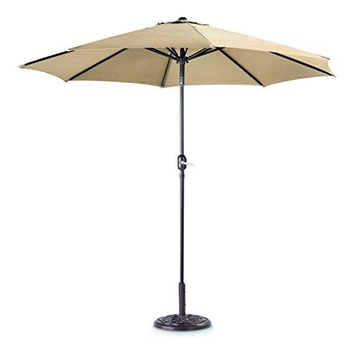 CASTLECREEK 9' Market Umbrella