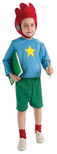 Rubie's Costume Co - Scribblenauts - Maxwell Child Costume - Small (4/6) (Sleuth Costume)