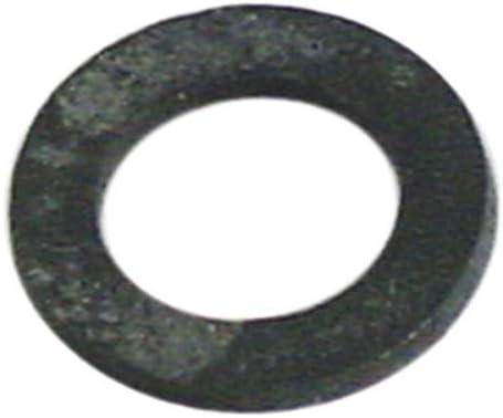 Flachdichtung Gummi ID /ø/16 mm AD /ø/25 mm 1 St/ück St/ärke 2 mm f/ür Lamber Amatis