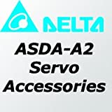 Delta ASD-CAEN1005 Cable, Encoder, 5 meter, Use with A2 300w-7.5kW (Cx10, Cx13, Ex13, Ex18, Gx13, Fx13, Fx18 / Jx10, Jx13, Kx13, Kx18, Lx13, Lx18) 230