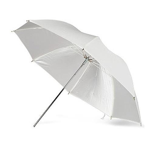PHOTOFLEX 30'' White Satin Umbrella by Photoflex