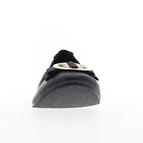 taille noires avec Ballerines mati bi grande noeud wHxEppT65q