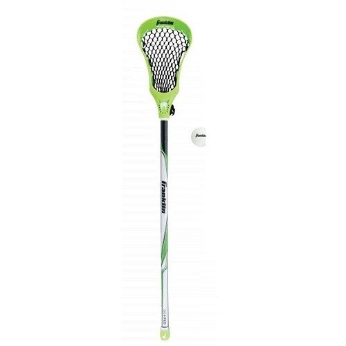 Franklin Sports 32' Youth Mini Lacrosse Stick & Ball Set
