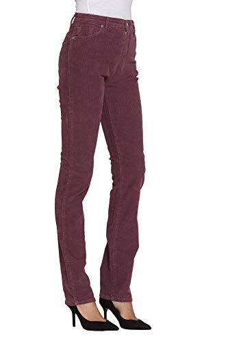 44 Pantalones Carrera Es Color Terciopelo Liso Mujer Jeans Para Cxwq8p6
