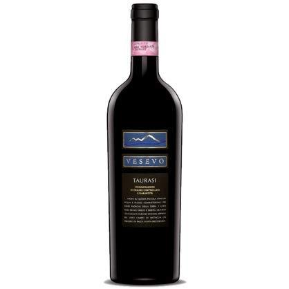 Taurasi DOCG 2011 RED Vesevo 75 cl. vino tinto italiano: Amazon.es: Alimentación y bebidas