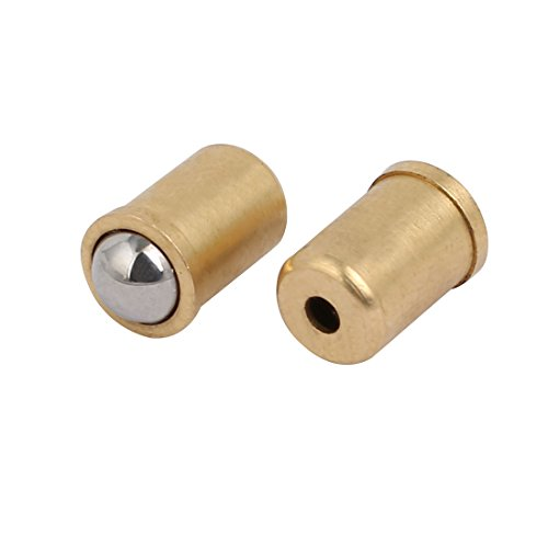 Highest Rated Push Fit Round Nose Spring Plungers