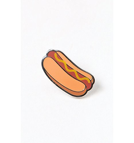 Pintrill Mens Hot Dog Pin