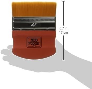 Mod Podge 24780 2 Piece Brush Set 2 Count