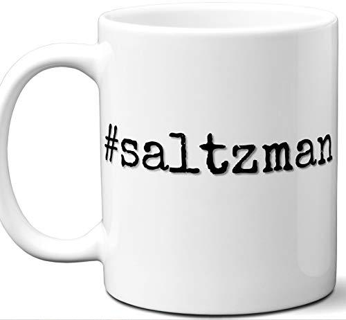 #saltzman Saltzman Last Name Gift. Cool Surname Mug. Unique Personalized Tea Cup Stamp Sign Family Reunion Men Women Birthday Mothers Day Fathers Day Christmas Coworker.