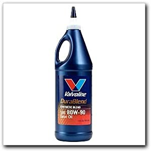 Valvoline 280 DuraBlend Synthetic 80w-90 Gear Oil - 1 Quart