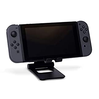PowerA Compact Metal Stand for Nintendo Switch - Black - Nintendo Switch