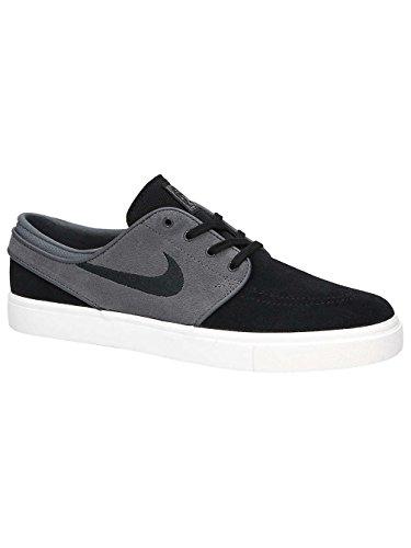 Nike Unisex Volwassen Zoom Stefan Janoski 333824-059 Sneaker Meer Gekleurd (donker Grijs / Zwart / Wit Top 333824-059)