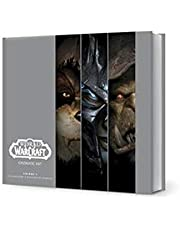 World of Warcraft : Cinematic Art - volume 1 Du lancement a Warlords of Draenor (1)