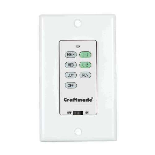 Craftmade ICS-Wall Wall Control for Craftmade Fans, N/A
