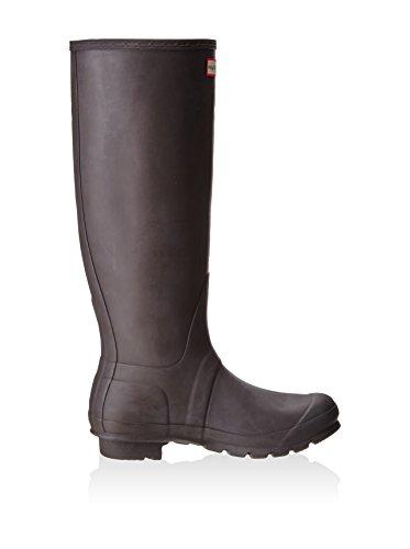 Hunter Botas de agua Womens Org Tall Chocolate EU 37 (UK 4)