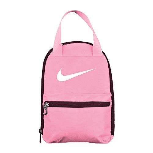 NIKE Children's Apparel Kids' Little Front Zip Fuel Pack, Pink, O/S