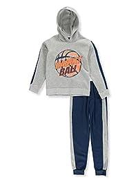 Tuff Guys Boys' 2-Piece Sweatsuit Pants Set