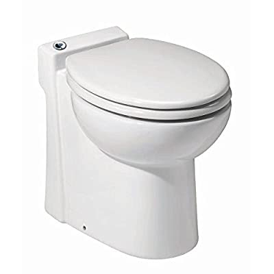 Saniflo 023 Sanicompact 48 One Piece Toilet