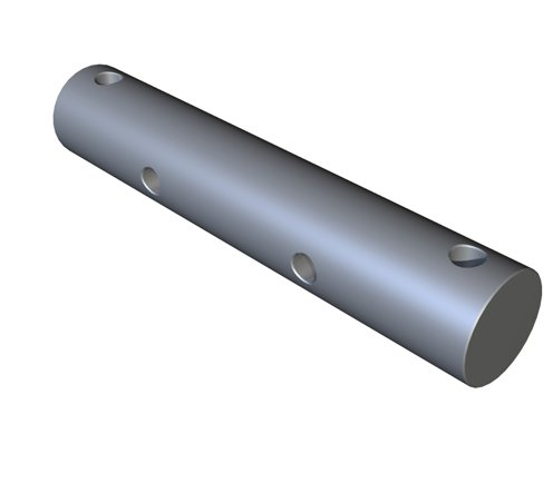 KWS Manufacturing CS3 Screw Conveyor Part