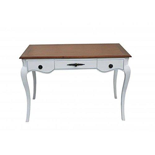 Mesa escritorio madera maciza segunda mano