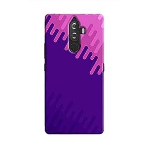 Cover It Up - Purple Pink K8 NoteHard Case