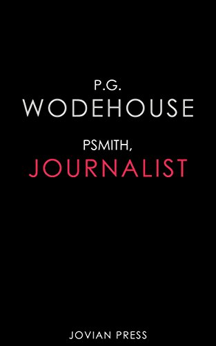 book cover of Psmith Journalist