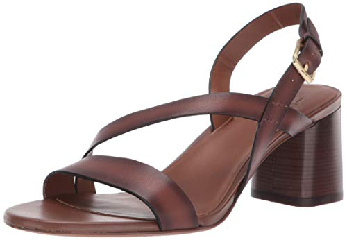 Naturalizer Women's Arianna Sandal, Lodge Brown, 9.5 M US