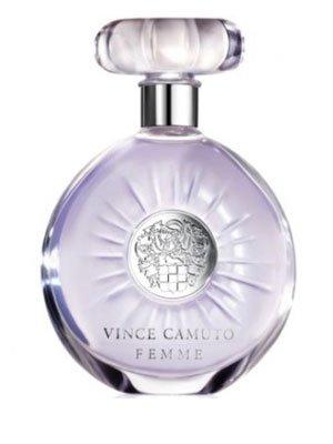VINCE CAMUTO FEMME 3pcs Gift Set Women (3.4 Oz Eau De Parfum Spray + 0.25 oz EDP Mini Splash + 5.0 Oz Body Lotion (Vince Camuto Perfume Mini Set)