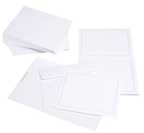 Wilton White All-Purpose Cards