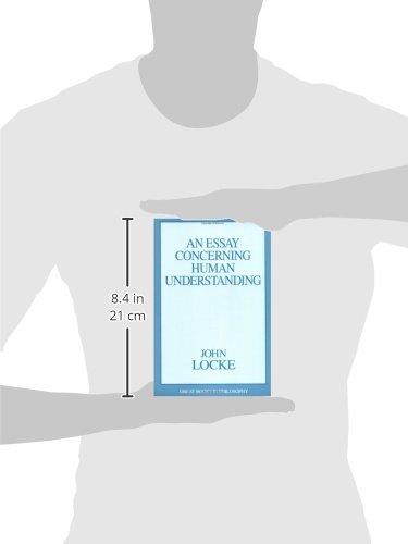 john locke tabula rasa essay concerning human understanding John locke's 10 major contributions and accomplishments the most renowned work of john locke, an essay concerning human the mind was a tabula rasa.