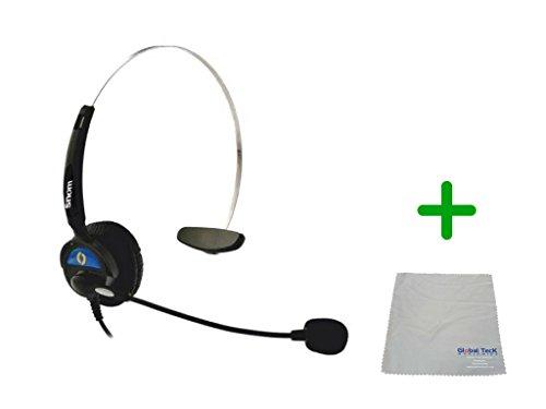 SNOM HS-MM2   Corded Headset   Microfiber Cleaning Cloth   #SNOM- HS-MM2-B