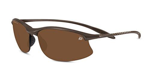 Serengeti Maestrale 24 Hour Le Mans Safety Glasses, Satin Dark ()