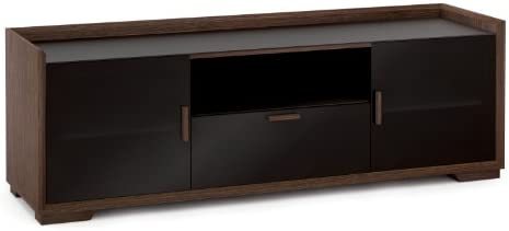 Eagle Thin Entertainment Console, 80 , Dark Oak Finish