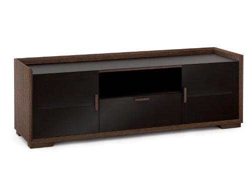 Salamander Designs SDAV2 Triple Model 7224 AV Basics Cabinet – Wenge Espresso
