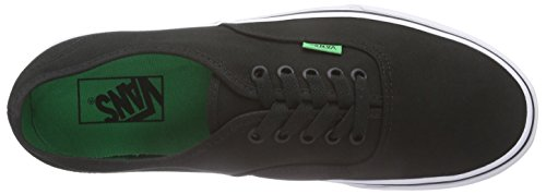Ginnastica Sport Scarpe Basse Authentic Kelly Black Nero Unisex da Vans Green Pop Adulto Cfwtxqw8