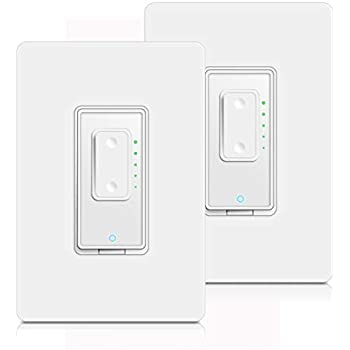 Smart Dimmer Switch By Martin Jerry Smartlife App Mains