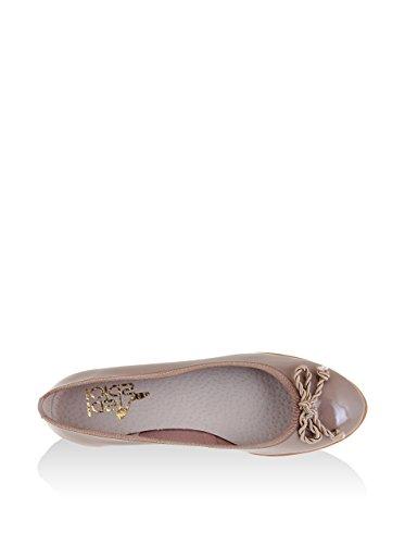 Camel laslolas Women's Flats Ballerina Ls0498 IIrzT