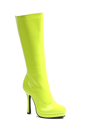 Ellie 421 Senit Womens Boots Yellow