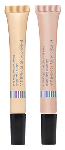 Physicians Formula Instaready Eye Primer Duo, Matte & Shimmer, 0.62 Ounce