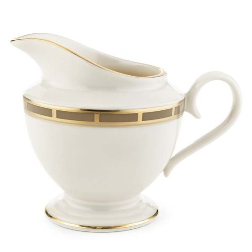 Lenox Desert Vista Ivory China Gold Banded -