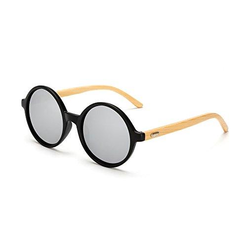 de Atrás Gafas TL Gafas Sunglasses de Sol wood Mujer C3 Gafas Sol Gafas de kp1527 Gafas Mujeres Sol para Hombres Espejo de de Madera C6 kp1527 bambú rrwxR8Pfq