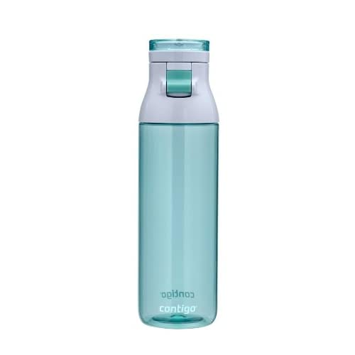 Contigo Jackson Water Bottle, 24-Ounce, Grayed Jade by Contigo